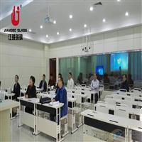浙江学校录播教室玻璃 单向透视玻璃