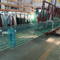 超白超长夹胶玻璃