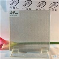透明夹丝玻璃 钢化夹丝玻璃
