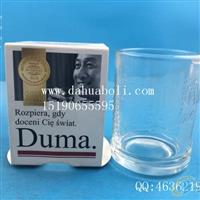 廠家直銷出口40ml玻璃小酒杯