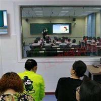 江玻 观摩室玻璃 互动教室玻璃 观察室单面可视玻璃