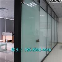广东办公室玻璃隔断墙长处