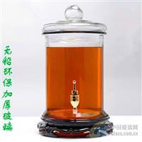 大号透明玻璃罐 泡酒坛子 自酿酒瓶20斤