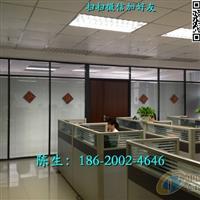 广东办公室玻璃隔断费用
