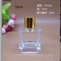 玻璃花瓶香薰瓶桌面装饰瓶