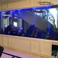 常州鱼缸制作大型鱼缸厂家