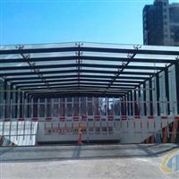 西安玻璃雨棚安装西安车库雨棚