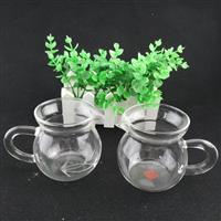 花茶壶 耐高温加厚泡茶壶  透明玻璃茶具