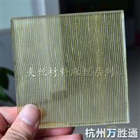 夹层玻璃材料金线条麻丝材料