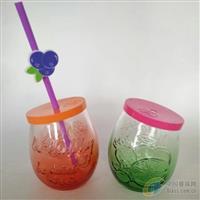 冰菊果汁杯,莫森果汁杯,吸管杯喷涂加工