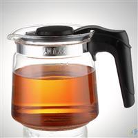耐熱玻璃直火壺咖啡壺不銹鋼內膽