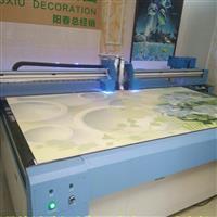 山东卖3D浮雕背景墙2513uv喷绘机公司