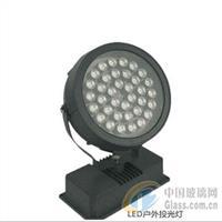 绍兴LED灯具专用钢化玻璃