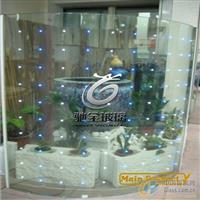LED光电玻璃 环保节能智能发光LED玻璃