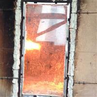 四川泸州 防火玻璃门窗