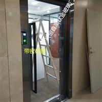 深圳玻璃门罗湖考勤密码锁玻璃门地弹簧玻璃门