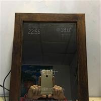江玻原子镜 镜面广告机镜子 镜显玻璃