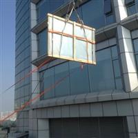 租用吊蓝安装石材/更换幕墙玻璃安装