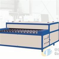 WRY1600卧式中空玻璃合片热压机