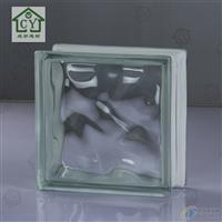 空心玻璃砖 云雾透明玻璃砖隔断