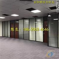 惠州玻璃中空百叶窗隔断
