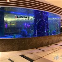 丹阳大型鱼缸制作亚克力水族工程