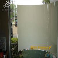 厂家专业生产 弧形调光玻璃贴膜 通电透明