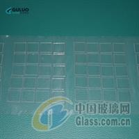 ITO导电玻璃低阻3-4欧 100*100mm  支持定制尺寸