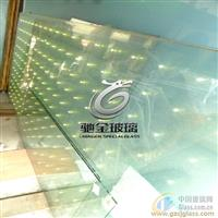 广州驰金供应彩色LED发光夹层玻璃