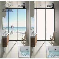 廣州通電調光玻璃供應廠家 智能調光投影玻璃 質量可靠