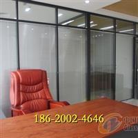 东莞哪里有做双层玻璃内置百叶隔断的厂家