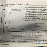 康宁GG5玻璃CSK DOC CS  CT DOL应力值测试仪