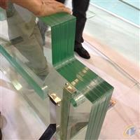 京津冀销售10米长钢化夹胶多层钢化夹胶玻璃厂家