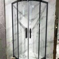 彎鋼淋浴房玻璃
