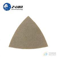 电镀金刚石三角磨片