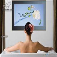 高透高反镜面玻璃 可触控镜面广告机玻璃