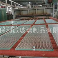 层板地面防滑玻璃玻璃 舞台地面玻璃