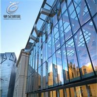 廠家直銷鋼化白玻、5-19mm鋼化玻璃 護欄扶手玻璃