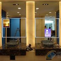 广州魔术镜 可触摸镜面广告镜厂家