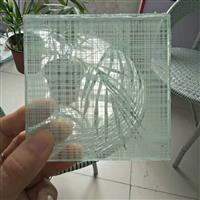 夾絲/夾膠玻璃