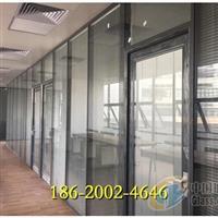 东莞双层玻璃百叶隔墙生产厂家价格