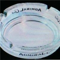 义乌采购-圆形玻璃烟灰缸