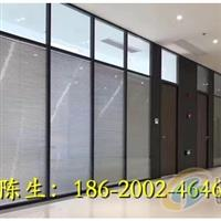 东莞内钢外铝玻璃隔断生产厂家价格