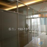 深圳中空玻璃隔断内置百叶