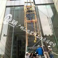 佛山广州幕墙安装-专业更换雨棚玻璃-高层幕墙玻璃补片