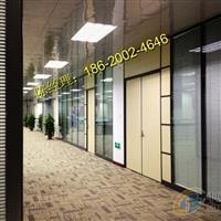 深圳半高玻璃隔墙怎么固定