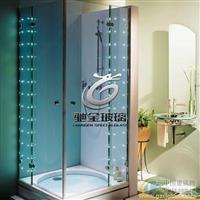LED发光平安彩票pa99.com厂家批发供应酒店别墅淋浴门发光平安彩票pa99.com