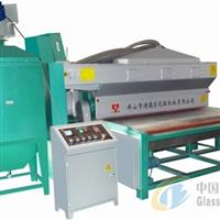 YHM-2200玻璃打砂机