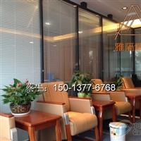 香港成品铝合金玻璃隔断