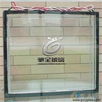 机场专用电加热除雾玻璃 电镀电加温除霜玻璃
